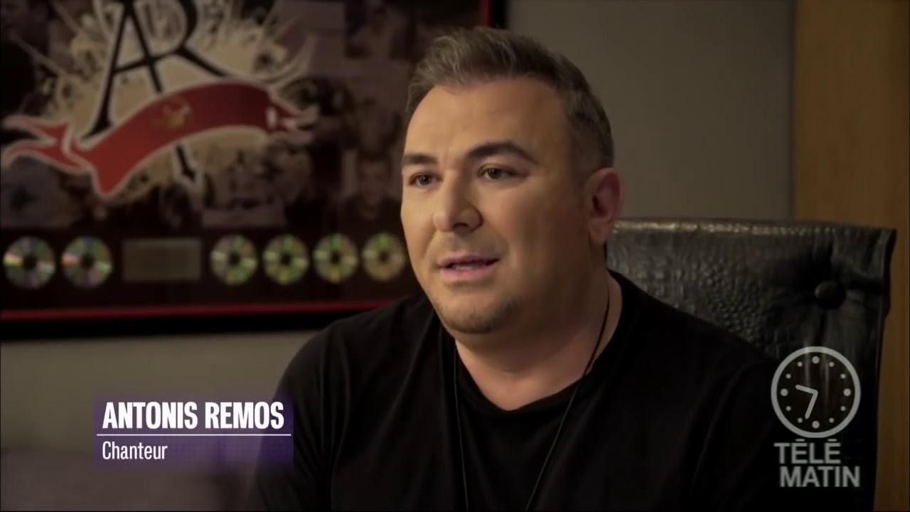 Αντώνης Ρέμος: Αφιέρωμα του έκανε η γαλλική τηλεόραση