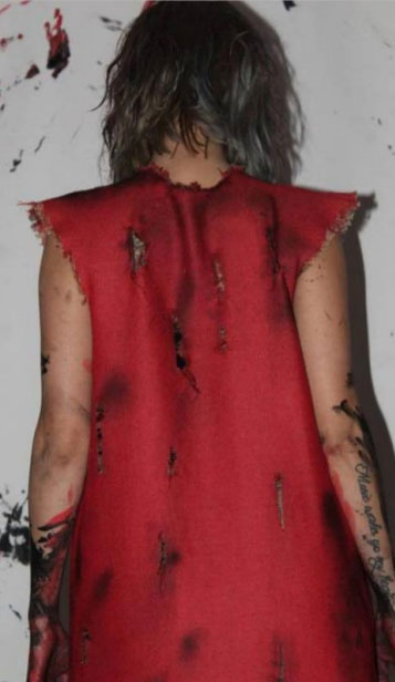 Wear is art? Μια εικαστική εγκατάσταση στο Γενί Τζαμί