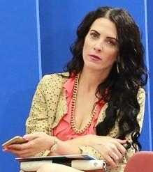 Η συγγραφέας Χριστίνα Παναγιώτα Γραμματικοπούλου, αποκαλύπτεται