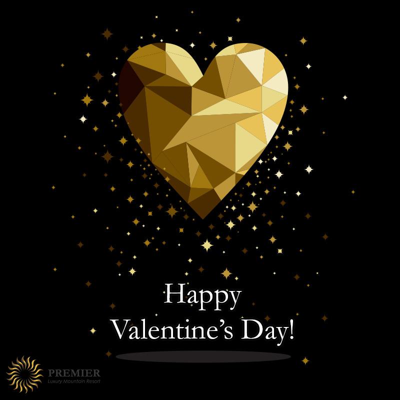 Γιορτάστε την ημέρα του έρωτα στο PREMIER Luxury Mountain Resort