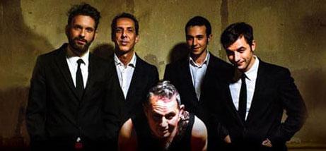 Παύλος Παυλίδης & B-Movies live στο Principal Club Theater!