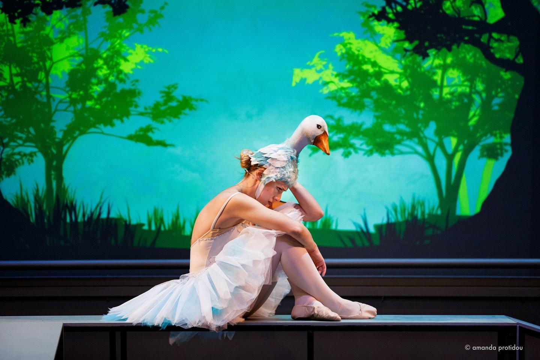 Ολοκληρώνονται οι παραστάσεις της «Ιζαντόρα Ντακ» στο Μέγαρο Μουσικής