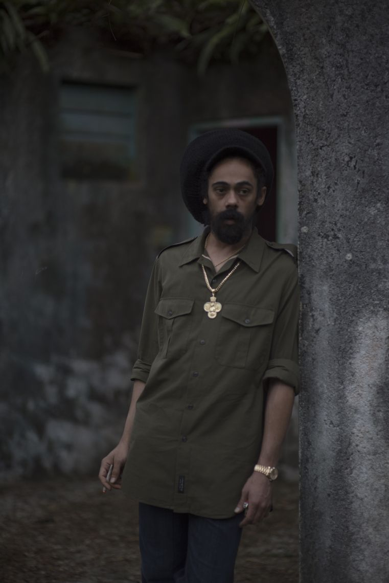 "Damian ""Jr. Gong"" Marley@Fix Factory Of Sound Open Air!"