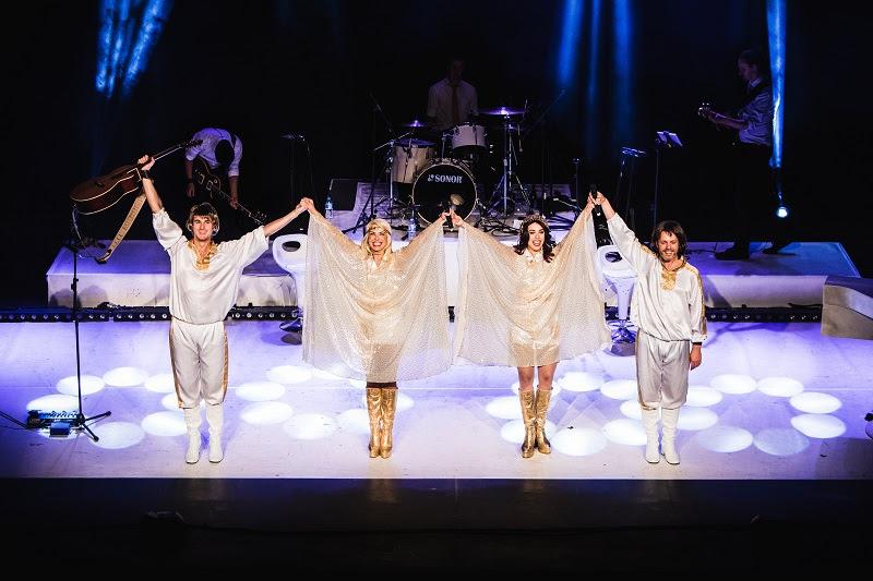 ABBA MANIA το καλύτερο musical tribute έρχεται στην Αθήνα!
