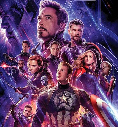 Avengers Days 2019 @ CINEPLEXX!