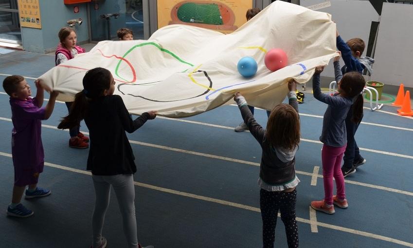 2ο Easter Olympic Camp στο Ολυμπιακό Μουσείο