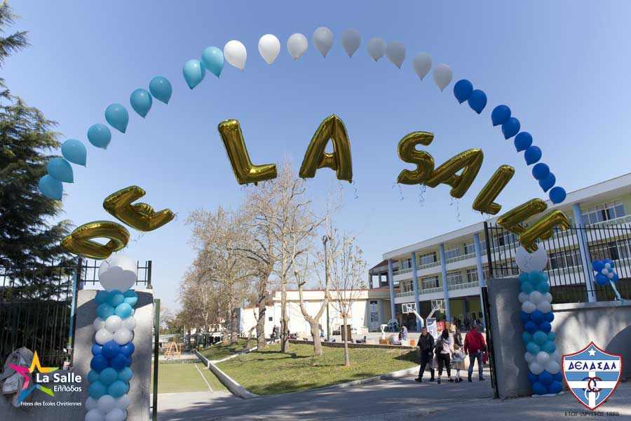 4o Φεστιβάλ Επιστημών και Τεχνολογίας με τίτλο «De La Salle Science Festival» στο Κολέγιο «ΔΕΛΑΣΑΛ»