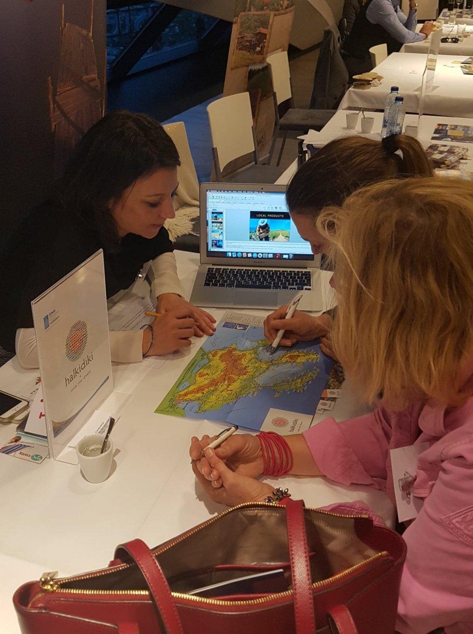 Στο 1o Greek Alternative Tourism Workshop 2019 συμμετείχε ο Τουριστικός Οργανισμός Χαλκιδικής