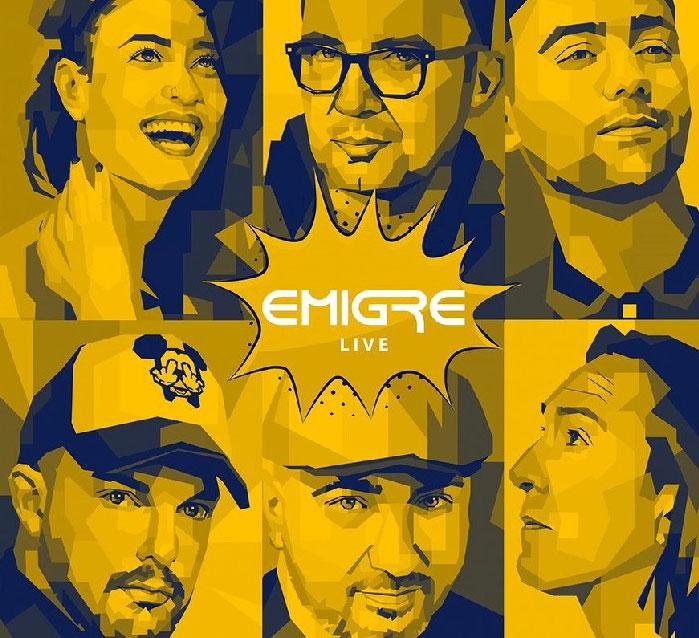 EMIGRE Full Band Live @ ΦΡΟΥΡΙΟ (Λάρισα)