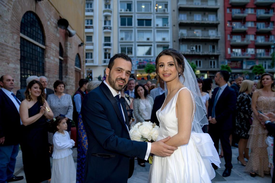 Παντρεύτηκε χθες ο υποψήφιος δήμαρχος Μάκης (Ευφραίμ) Κυριζίδης