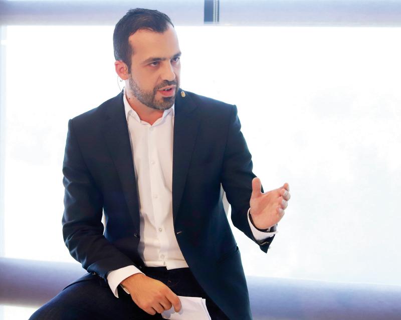 Ο Μάκης Κυριζίδης απαντά για την δημοσκόπηση που δεν τον ανέφερε