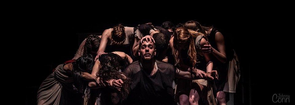 """""""Η τραγωδία μέσα μας"""", από την Πειραματική Ομάδα Θεάτρου """"Από τον πέμπτο στίχο κιόλας Φάλτσοι"""""""