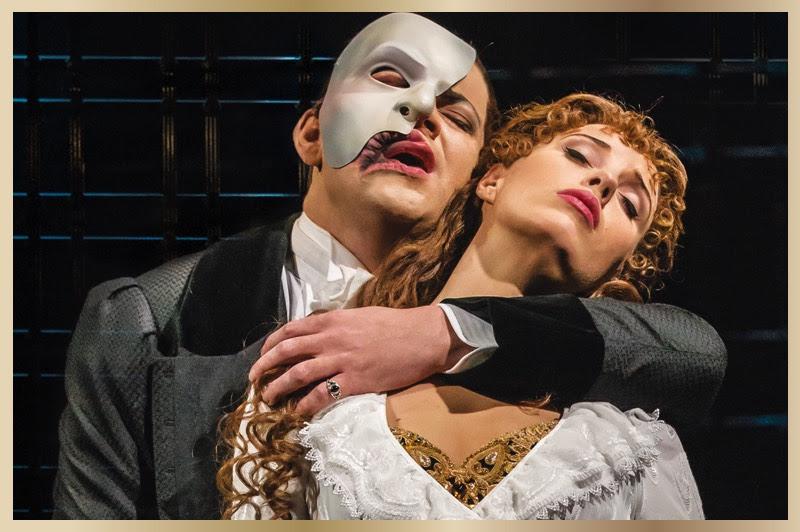 The Phantom of the Opera – 1ος σταθμός: Μέγαρο Μουσικής Θεσσαλονίκης!