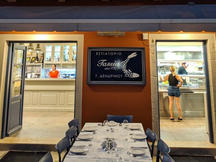 Το διάσημο εστιατόριο της Τασσίας στην Κεφαλλονιά