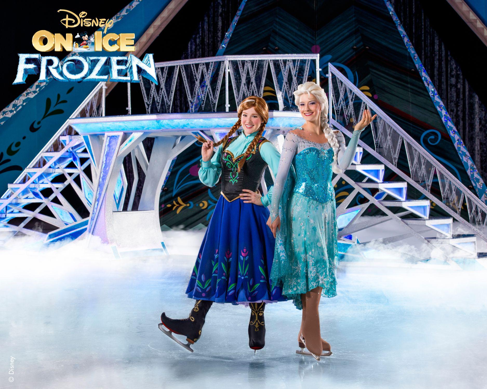 Για πρώτη φορά, το Disney On Ice, έρχεται και στη Θεσσαλονίκη!