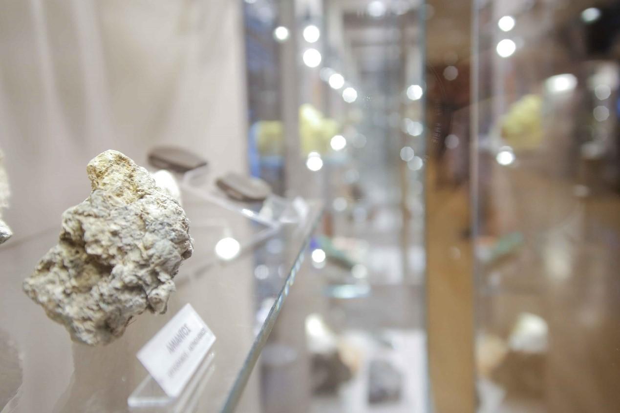 Έντονο το ενδιαφέρον για την  Έκθεση «Ορυκτά και Άνθρωπος» που μεταφέρεται από το Μουσείο Γουλανδρή στο Αριστοτέλειο Μουσείο Φυσικής Ιστορίας στη Θεσσαλονίκη