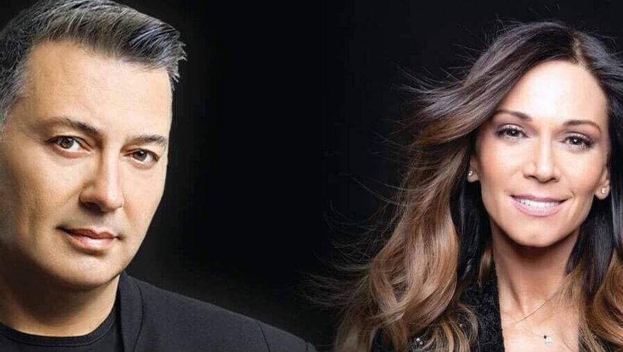 Νίκος Μακρόπουλος και Έλλη Κοκκίνου στο Stage Live