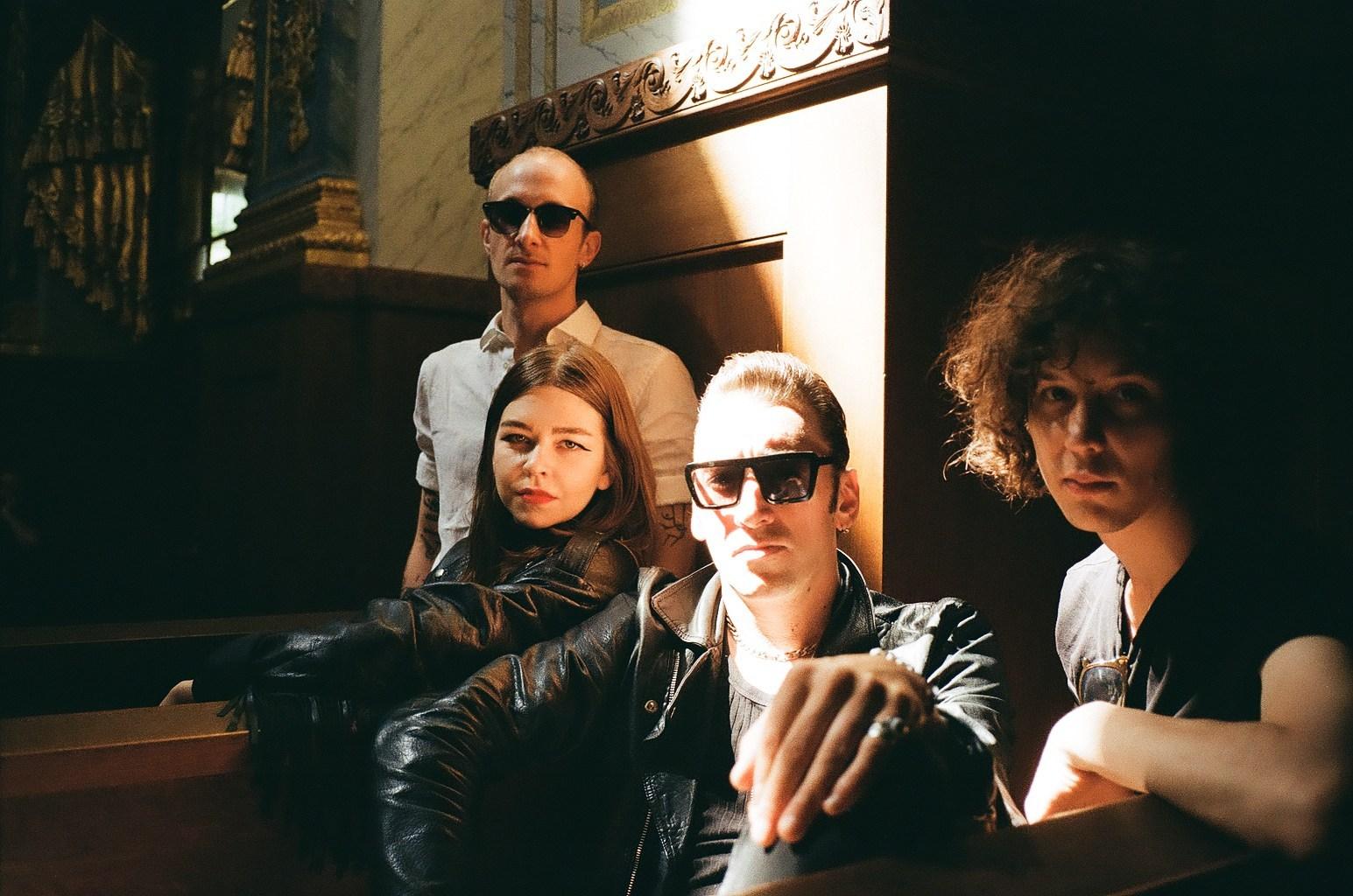 Οι Underground Youth στο Fix Factory of Sound