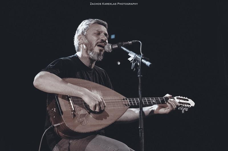 Αλκίνοος Ιωαννίδης: SOLO στο Φεστιβάλ Μονής Λαζαριστών