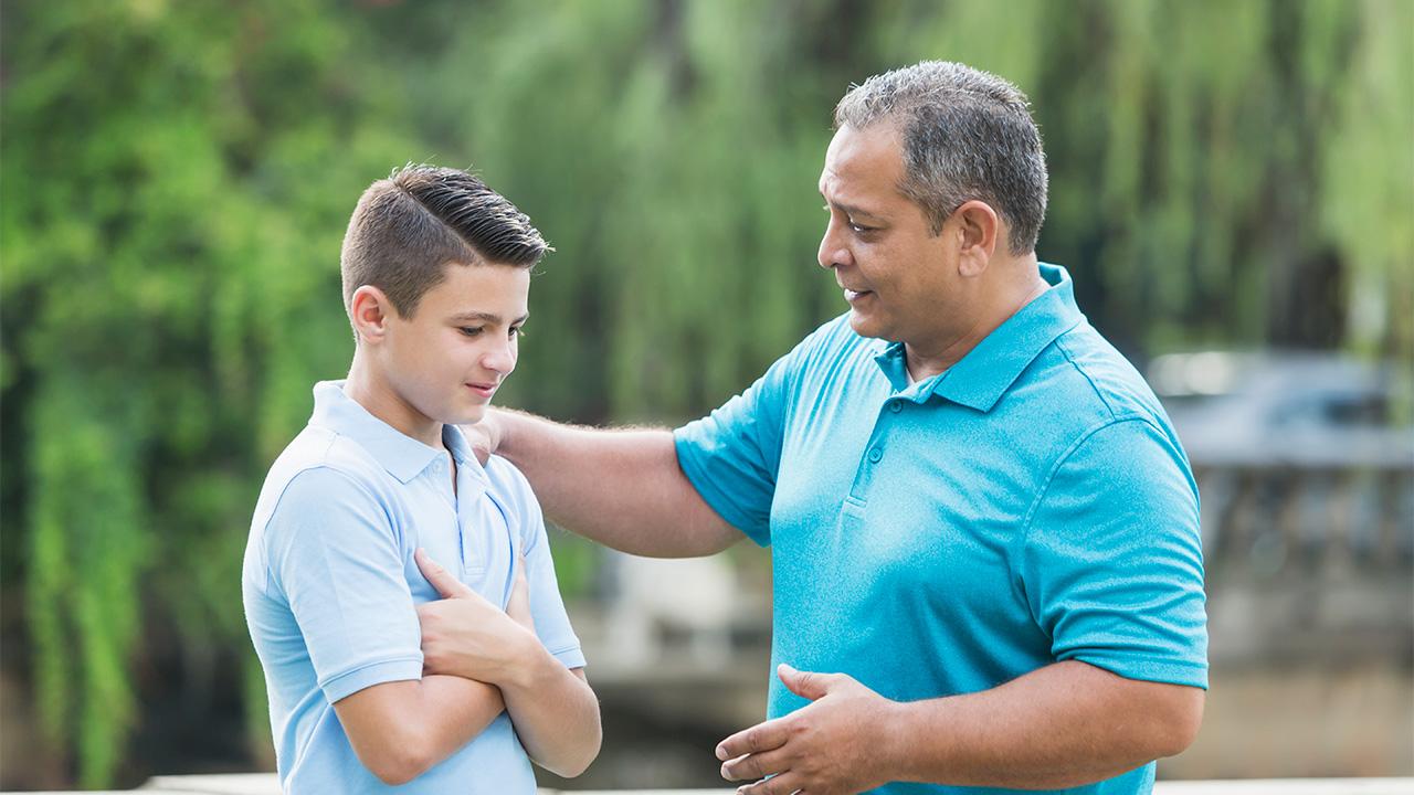 Ομάδα συμβουλευτικής στήριξης γονέων με παιδιά στην εφηβεία