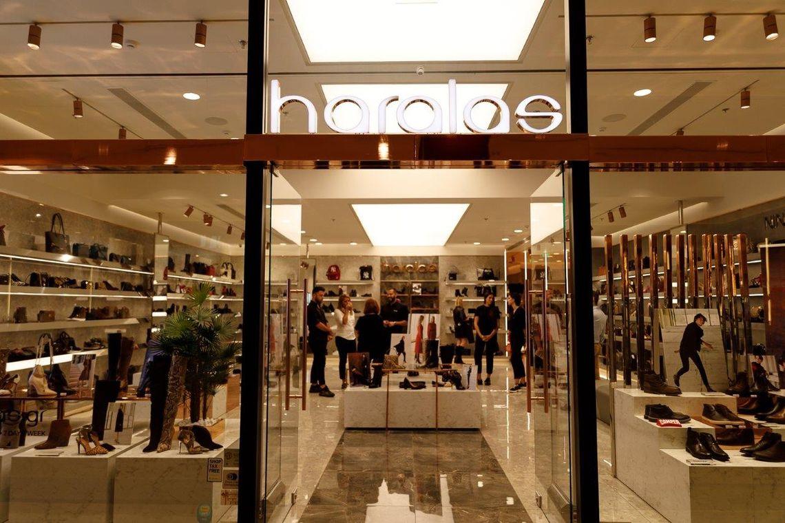 Νέα εποχή για το brand Haralas!