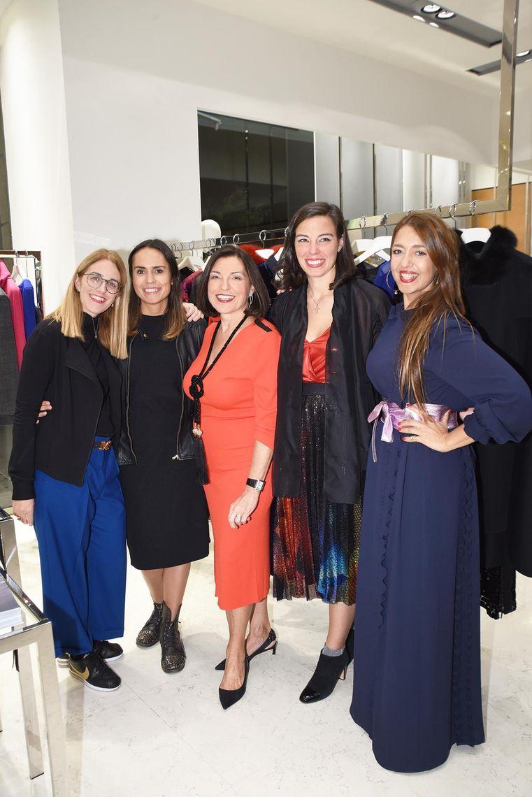 Πραγματοποιήθηκε το Cocktail Party του καταστήματος Marina Rinaldi!