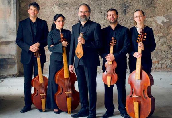 Συναυλία στη Ροτόντα με τους Σωκράτη Σινόπουλο και L'Achéron