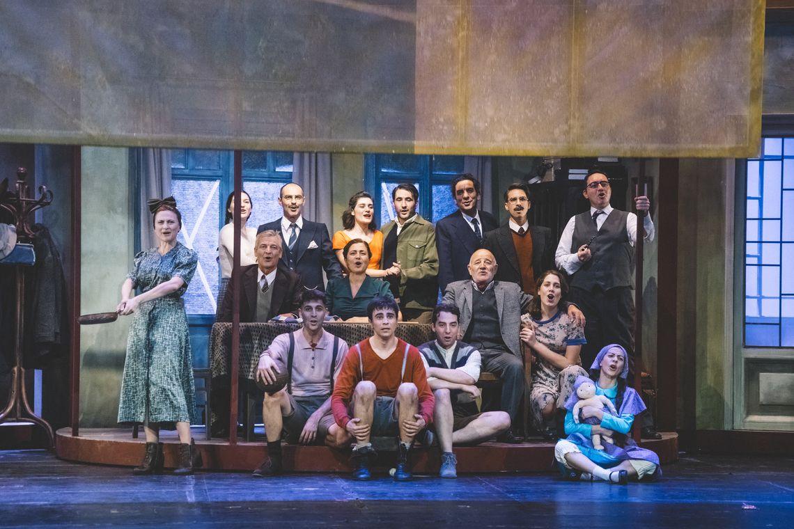 ΚΘΒΕ: Ο «Μεγάλος περίπατος του Πέτρου» επιστρέφει στο Βασιλικό Θέατρο