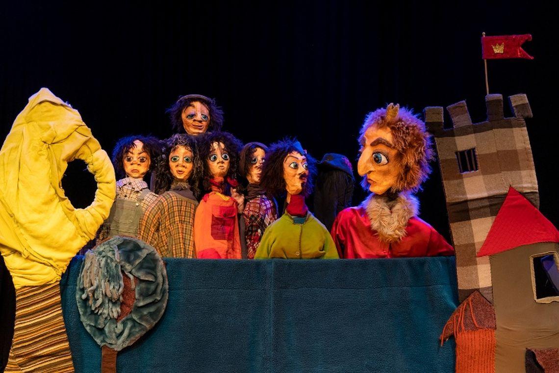 «Ρομπέν των δασών, η αληθινή ιστορία» στο Θέατρο Σοφούλη