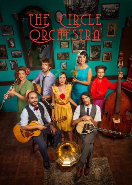 The Circle Orchestra στη Βεντέτα!