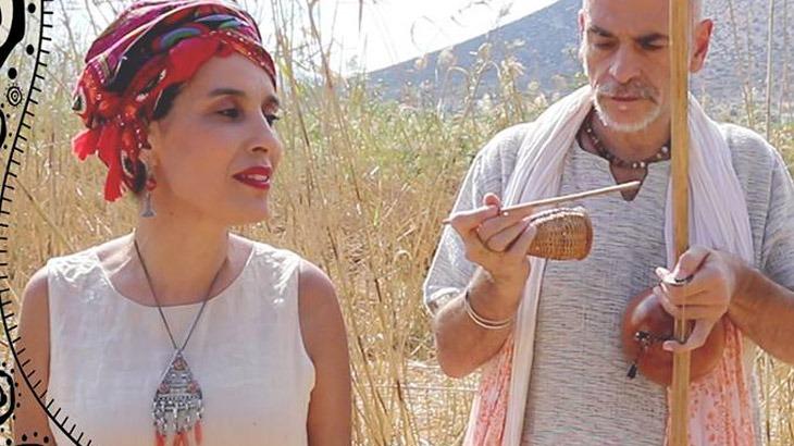 Fin'Amor: Lamia Bedioui & Σόλης Μπαρκή στα 54α Δημήτρια