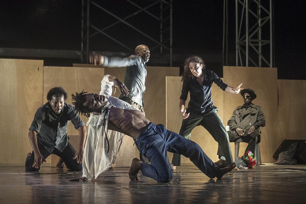 Δωρεάν Σεμινάριο Χορού από τους Χορευτές της Ομάδας της Serge Aime Coulibaly