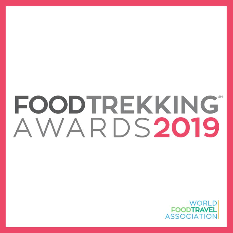 Ελληνικά FoodTrekking Awards από τη World Food Travel Association