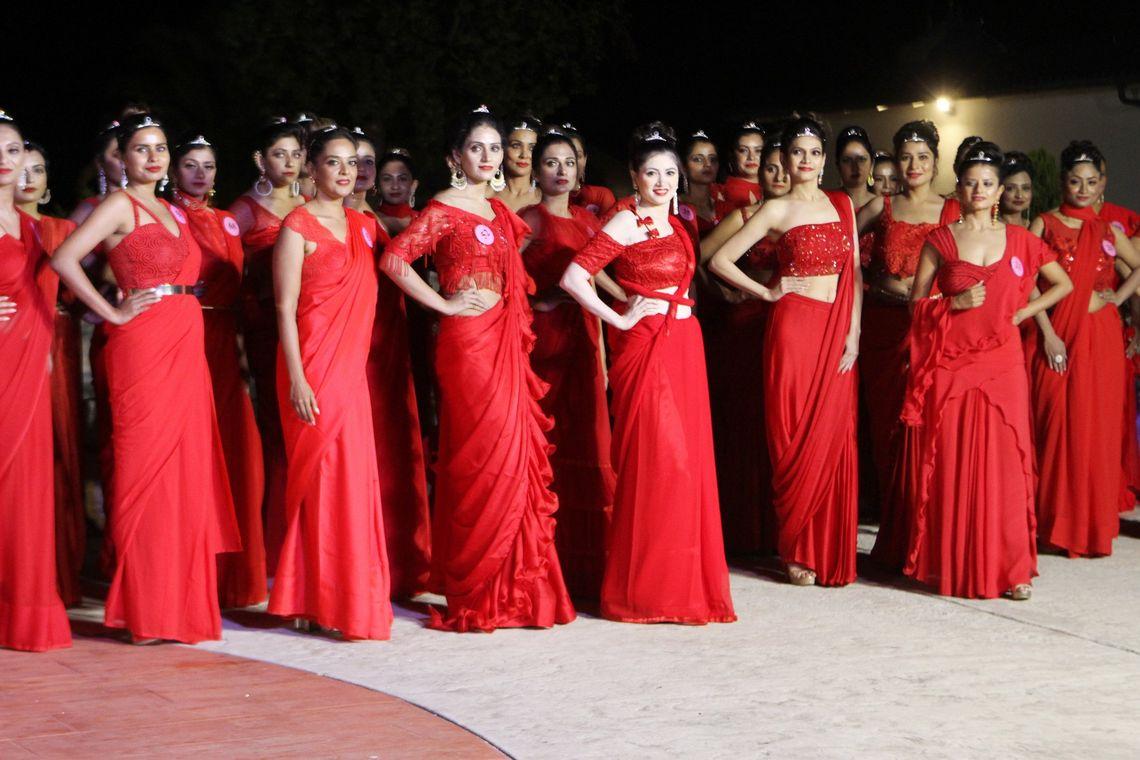 Στο Πόρτο Καρράς ο Διαγωνισμός Ομορφιάς «Haut Monde Mrs. India Worldwide 2019»!