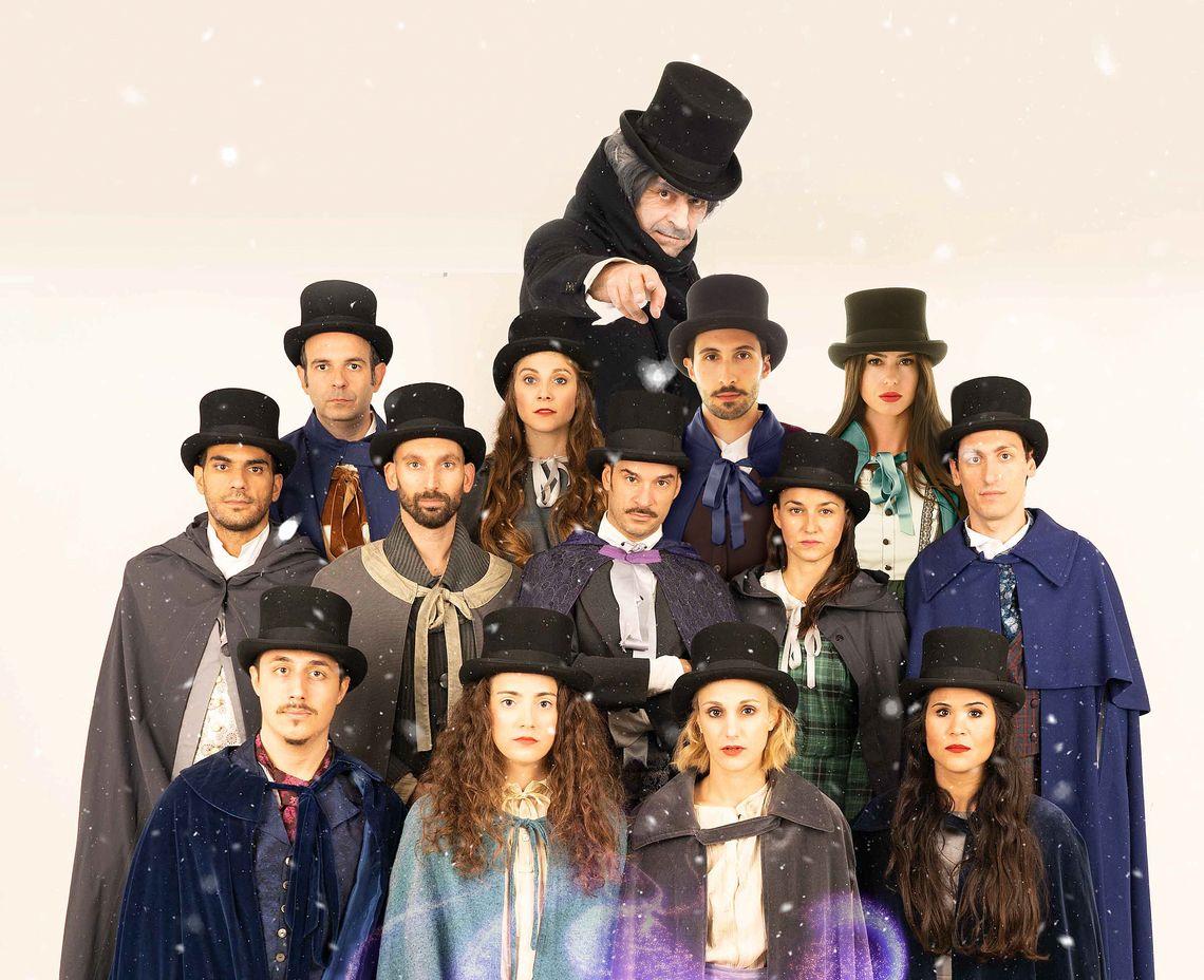 «Μια Χριστουγεννιάτικη Ιστορία» στο Radio City
