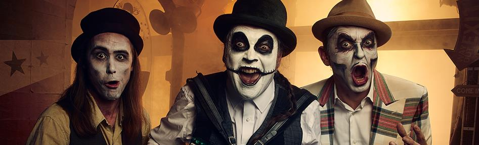 """The Tiger Lillies – """"30th Anniversary Tour"""" στο Fix Factory of Sound!"""