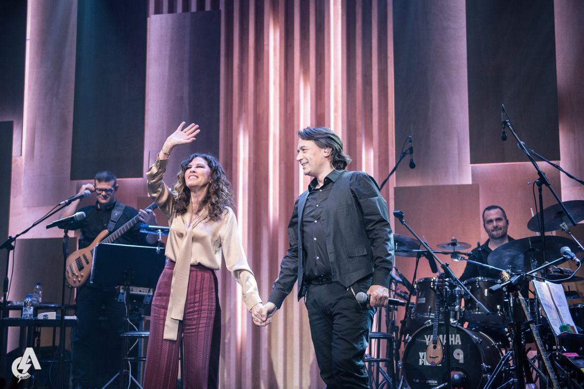 """Αρβανιτάκη – Κότσιρας, """"Δυνατά κάθε φορά"""": Τελευταία παράσταση στο Stage Live"""