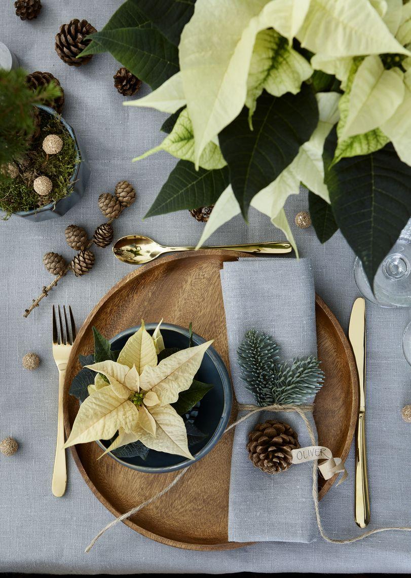 Οι πιο όμορφες συνθέσεις με αλεξανδρινό για το γιορτινό τραπέζι