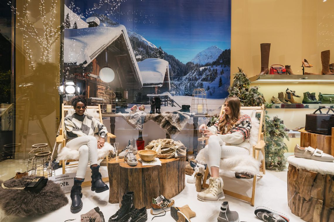 Πραγματοποιήθηκε το Pre-Christmas Event στο κατάστημα υποδημάτων KARIDA
