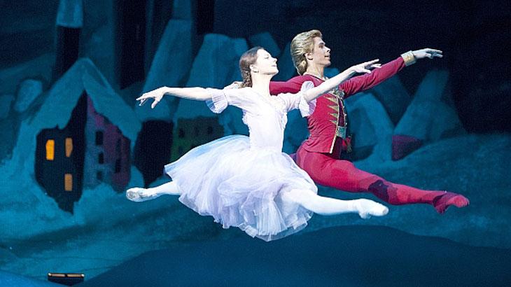 «Ο Καρυθραύστης» από το Μπαλέτο Θεάτρου Μόσχας στο Μέγαρο Μουσικής