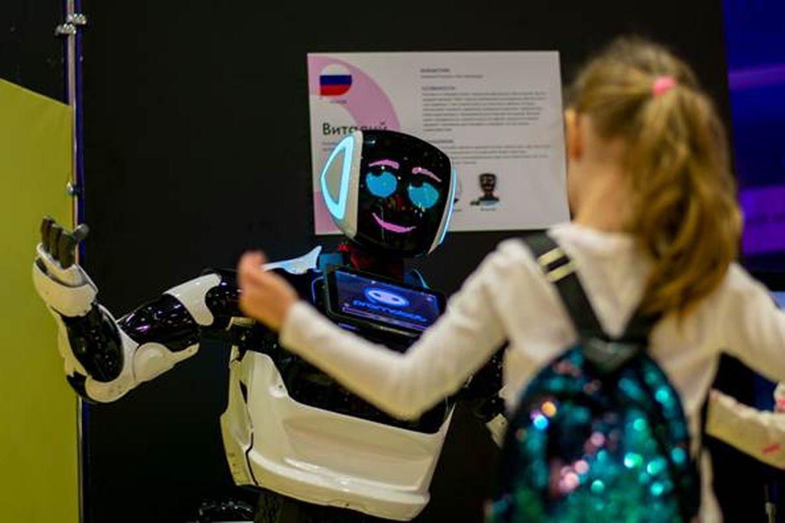 City of Robots: Η μεγαλύτερη έκθεση ρομποτικής στην Ευρώπη για πρώτη φορά στην Ελλάδα