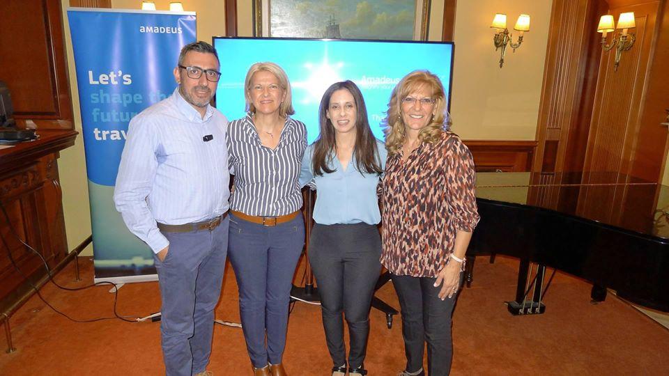 Η Amadeus διοργάνωσε ενημερωτικές εκδηλώσεις για τους συνεργάτες της σε Θεσσαλονίκη, Αθήνα και Κύπρο