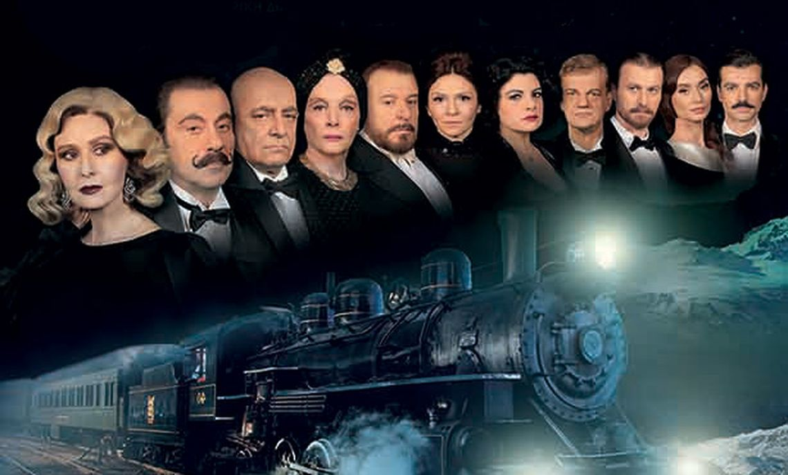 «Έγκλημα στο Orient Express» στο Θέατρο Αριστοτέλειον