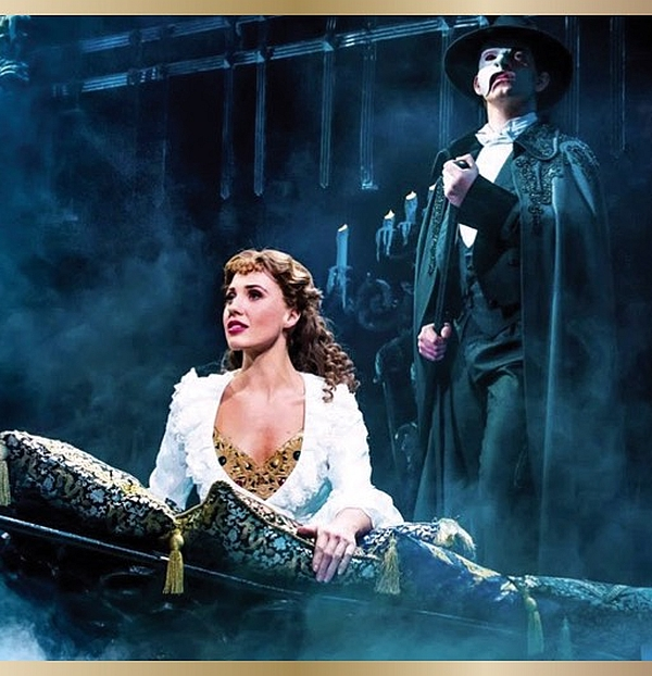 «The Phantom of the Opera» στο Μέγαρο Μουσικής!