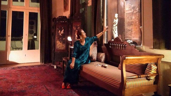 «Εαυτός Μπόλικος. Η Αλίκη με περισσότερα λόγια» στην Οικία Τέλλογλου