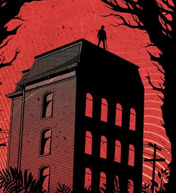 Cinema Alive Presents: Horror Hotel στο BLOCK 33!