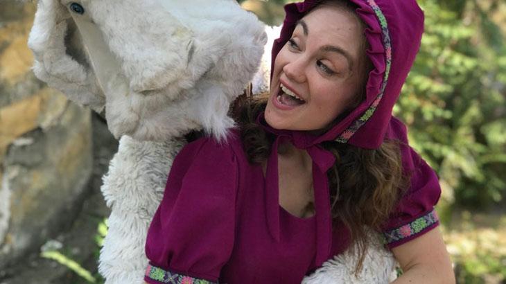 «Η Μάσα και ο Αρκούδος 2» στο Ράδιο Σίτυ