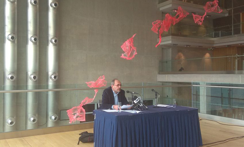 Συνέντευξη Τύπου για τα προβλήματα στο Μέγαρο Μουσικής Θεσσαλονίκης και παρουσίαση του καλλιτεχνικού προγράμματος Ιανουαρίου-Ιουνίου 2020
