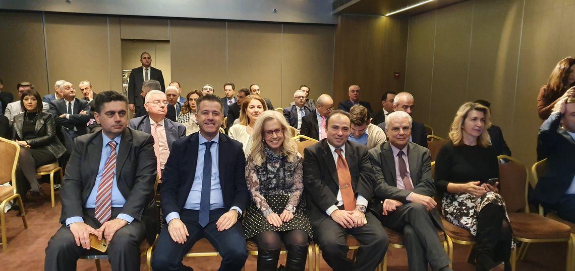 Yπογραφή Μνημονίου Συνεργασίας μεταξύ της Πανελλήνιας Ομοσπονδίας Ξενοδόχων και της Πανελλήνιας Ομοσπονδίας Διευθυντών Ξενοδοχείων
