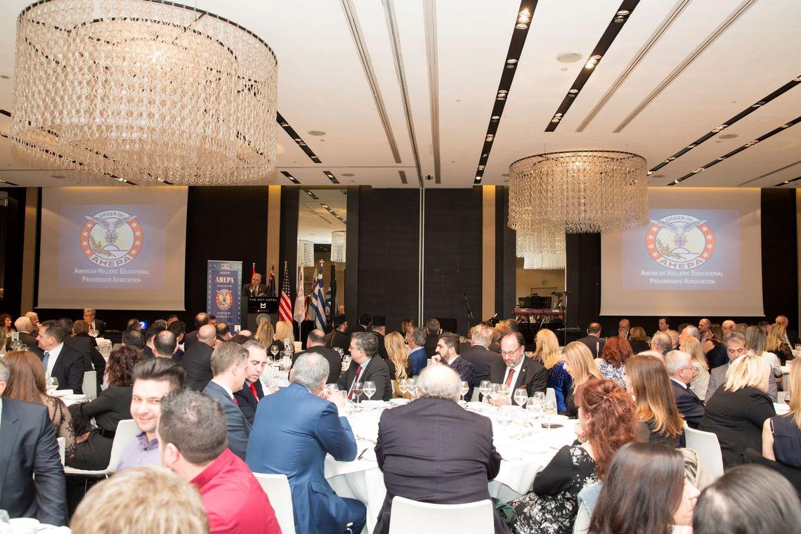 Ετήσια Φιλανθρωπική Εκδήλωση του Τμήματος 601 της ΑΧΕΠΑ – Κωνσταντινούπολη
